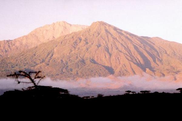 Mount Meru hike climb
