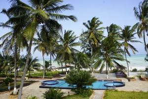 Paje beach hotel in Zanizbar, Arabian Night Annex