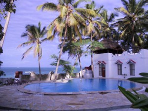 Palm Beach Inn in Bwejuu