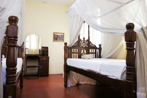 Twin room in Jambi Guesthouse