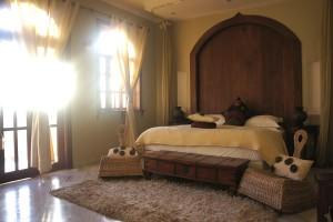 Sea view double room in Seyyida Hotel