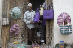 Stone Town baskets