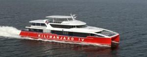 azam ferry